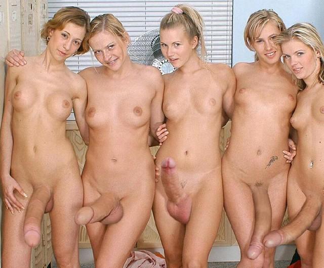 Фото 2 голых женщин