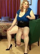 nylon tranny mature tranny faces